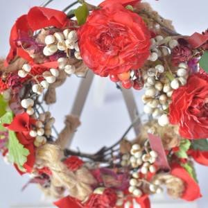 Baum   Hand Made ウェルカムリース143