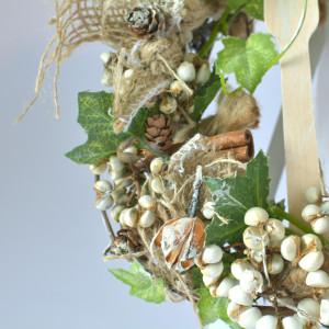 Baum   Hand Made ウェルカムリースV50