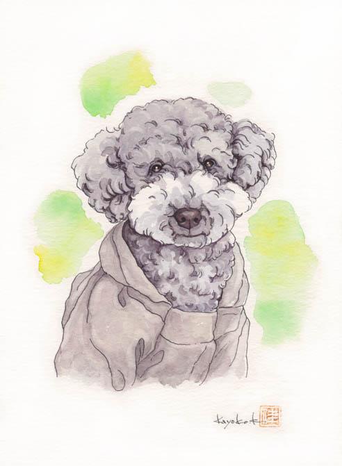 ArtBoard ペット肖像画(オーダーメイド)