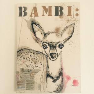 iLodori aico作品:BAMBI