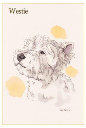 ArtBoard ペット肖像画(オーダーメイド)サンプル画像